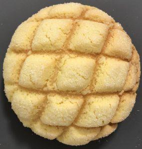 さくさくメロンパン1