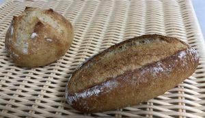 天然酵母パン1